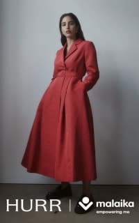 BOUGUESSA Gown coat 2 Preview Images