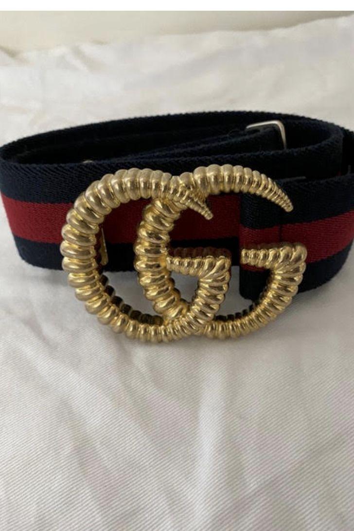 Gucci Elastic Belt 2 Preview Images