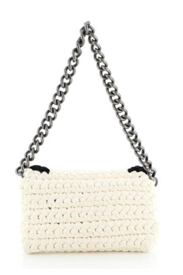 Chanel Crochet shoulder bag 1 Preview Images