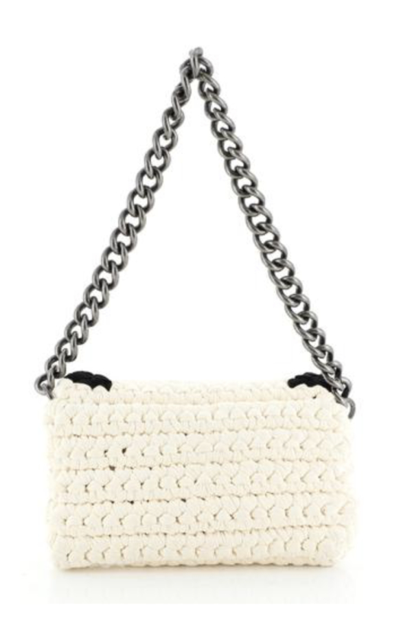 Chanel Crochet shoulder bag 2