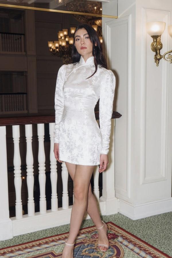 Image 2 of Sau Lee joyce dress