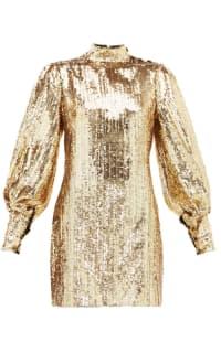 Borgo De Nor Lima sequinned mini dress 2 Preview Images