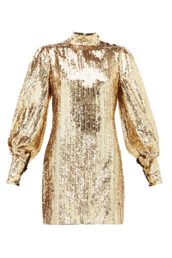 Borgo De Nor Lima sequinned mini dress 2