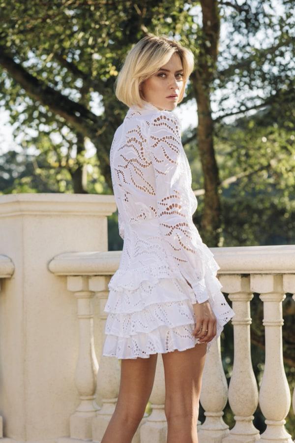 Image 2 of Sau Lee rebecca dress