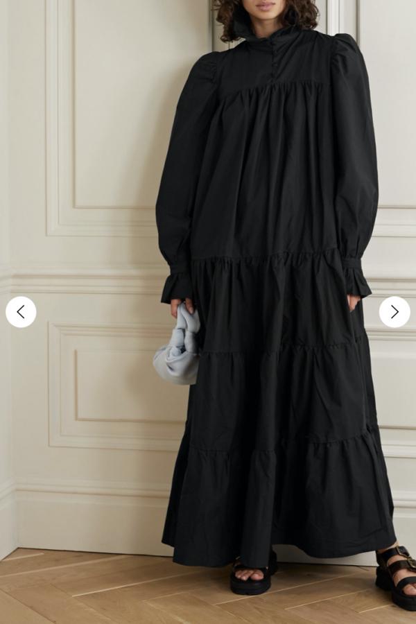 Avavav Ruffled Tiered Dress 2