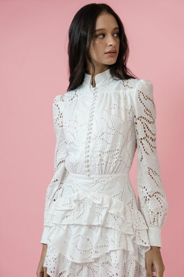 Image 5 of Sau Lee rebecca dress