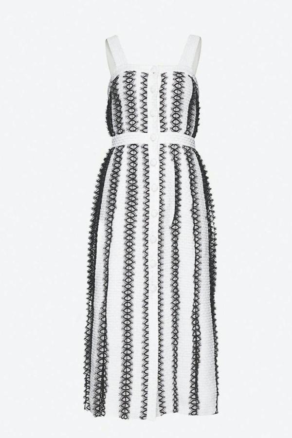 Huishan Zhang Grace Lace Dress