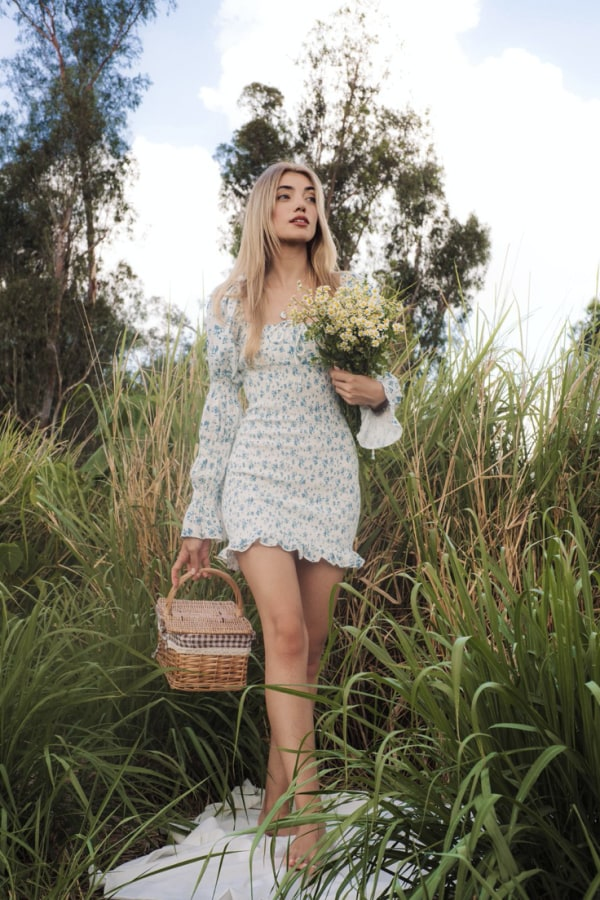 Image 6 of Sau Lee betty mini dress