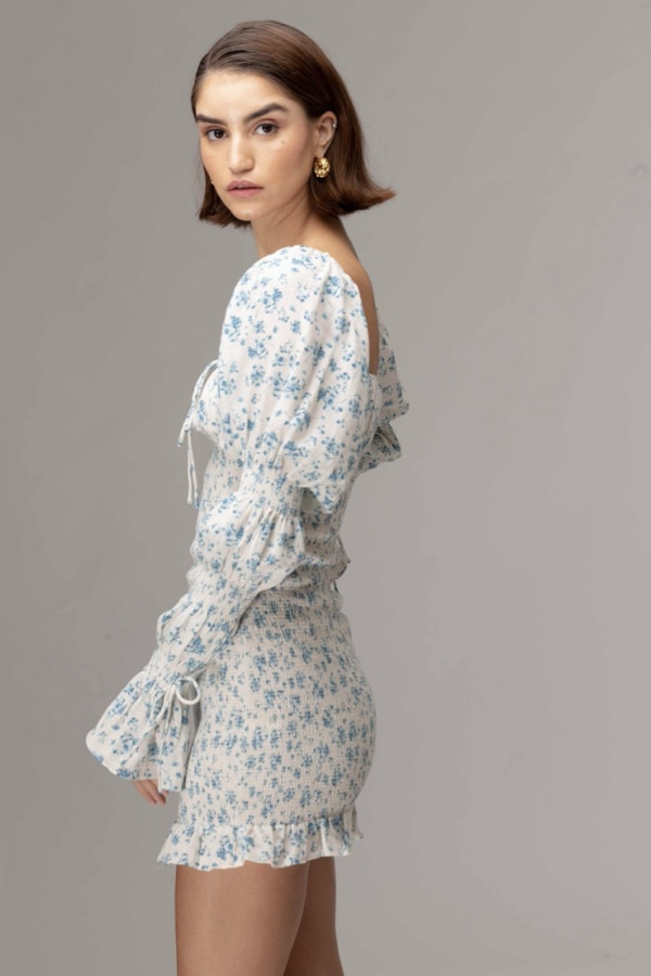 Image 4 of Sau Lee betty mini dress