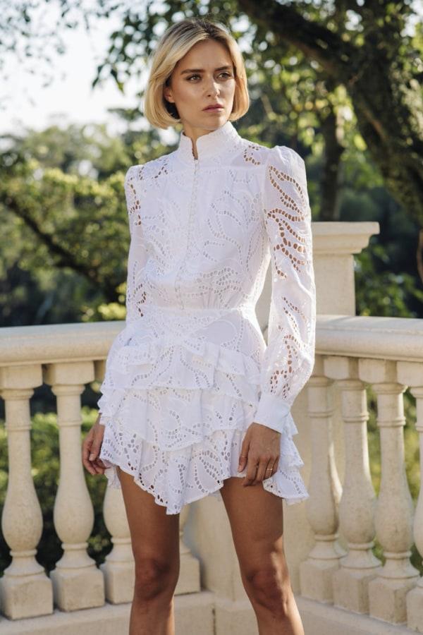 Image 1 of Sau Lee rebecca dress