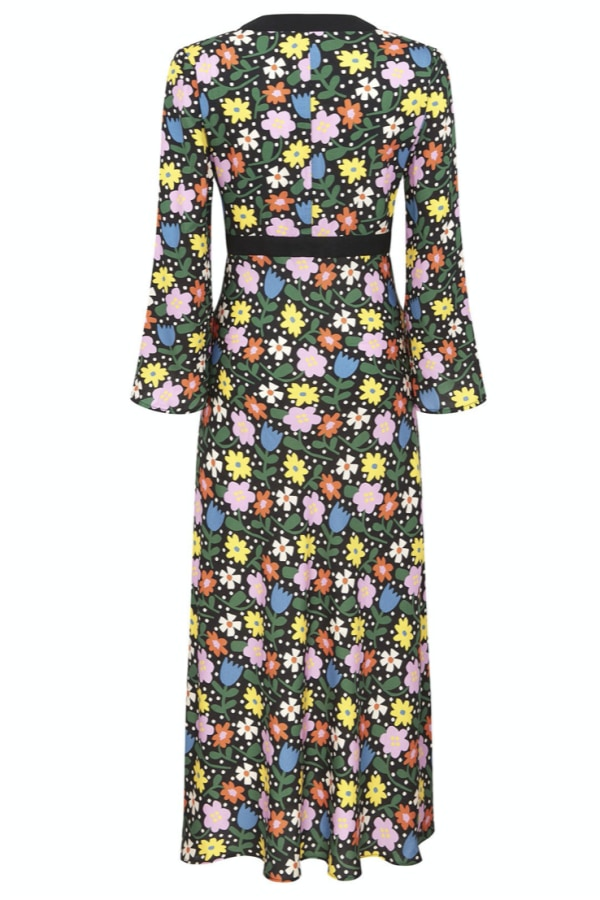 Image 2 of Fresha London freya dress