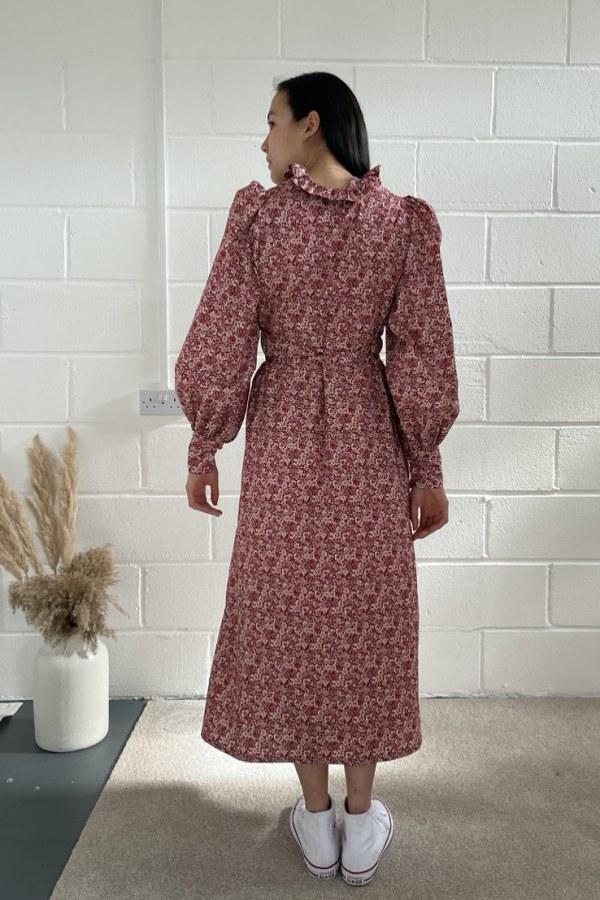 Benjamin Fox Scarlett dress 4 Preview Images