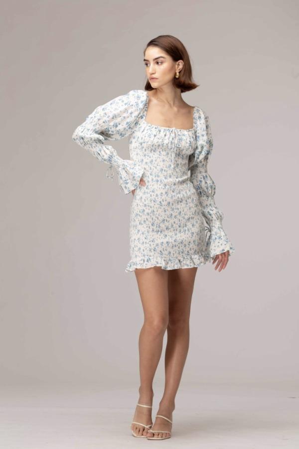Image 1 of Sau Lee betty mini dress