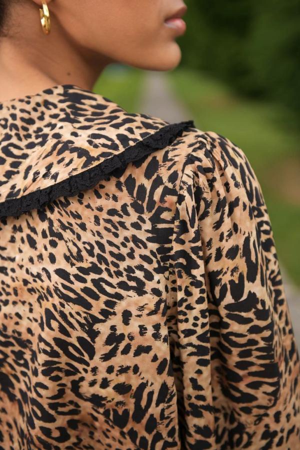 RIXO MISHA LEOPARD SPOT 2 Preview Images
