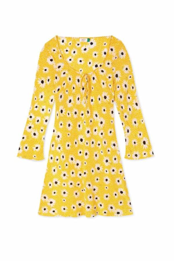 Image 1 of Rixo celeste dress