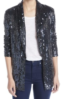 Alice + Olivia Sequin Blazer 4 Preview Images