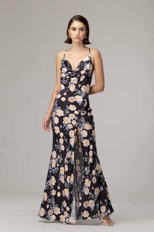Image 5 of Sau Lee gabrielle dress