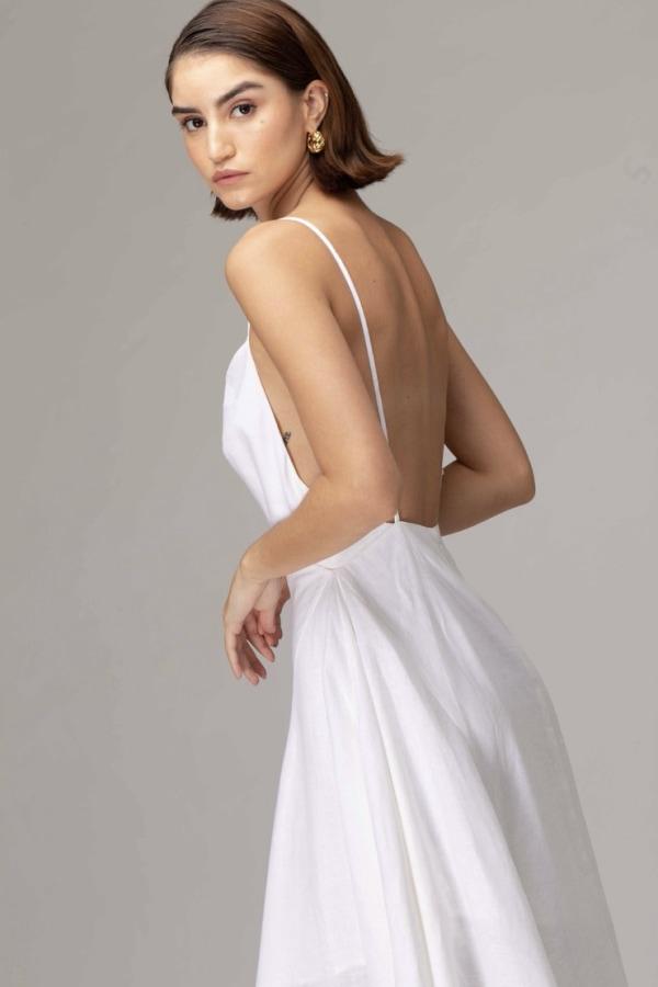 Image 2 of Sau Lee azealia dress
