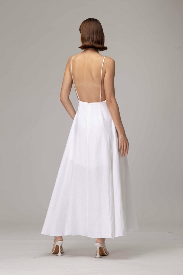 Image 3 of Sau Lee azealia dress