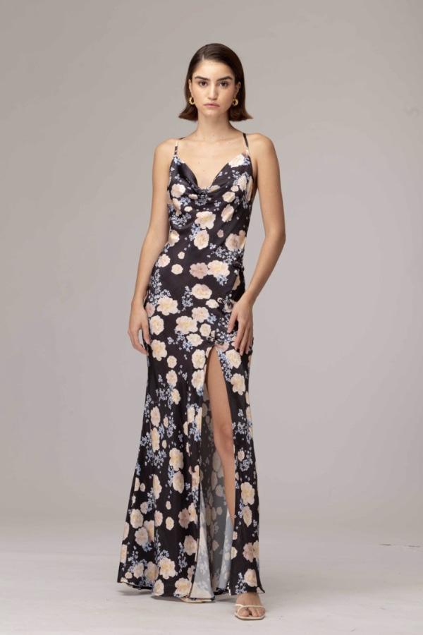 Image 1 of Sau Lee gabrielle dress