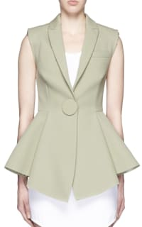 Givenchy Peplum Waistcoat 2 Preview Images