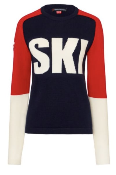 Perfect Moment Ski sweater