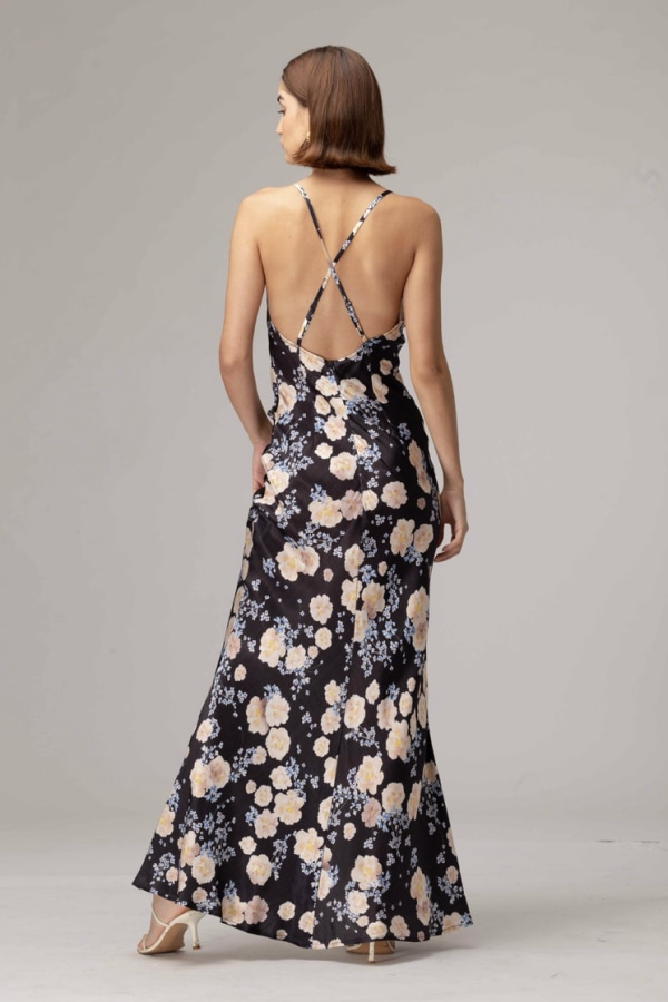 Image 2 of Sau Lee gabrielle dress