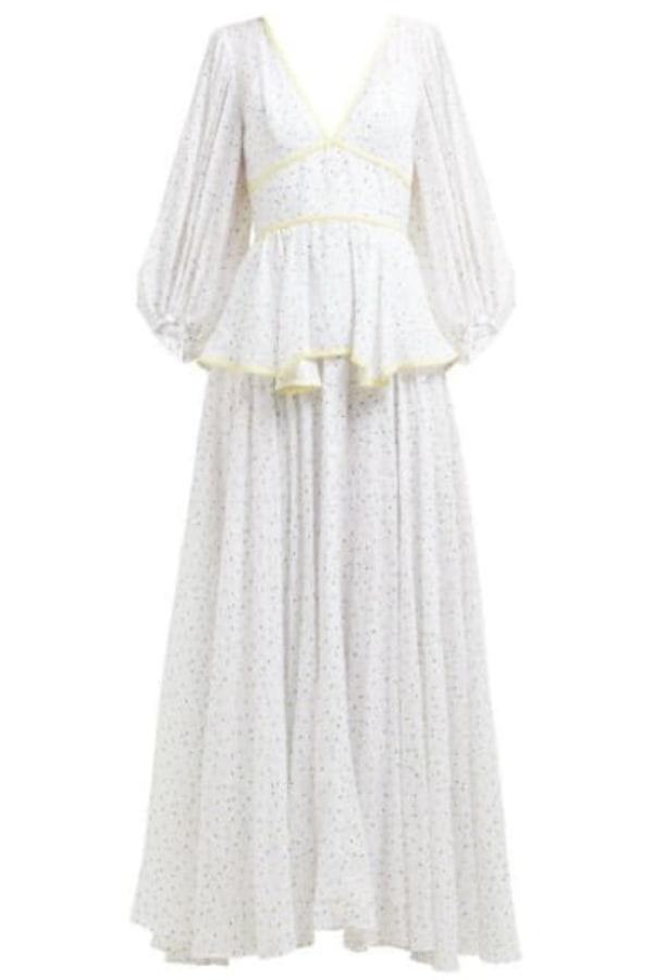 Image 1 of Staud panera dress