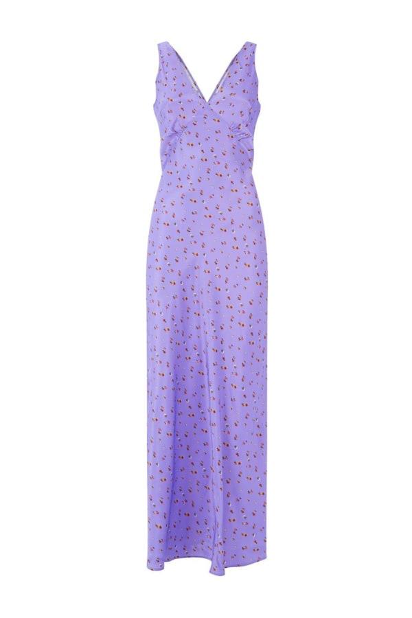 Image 1 of Rat & Boa violeta dress