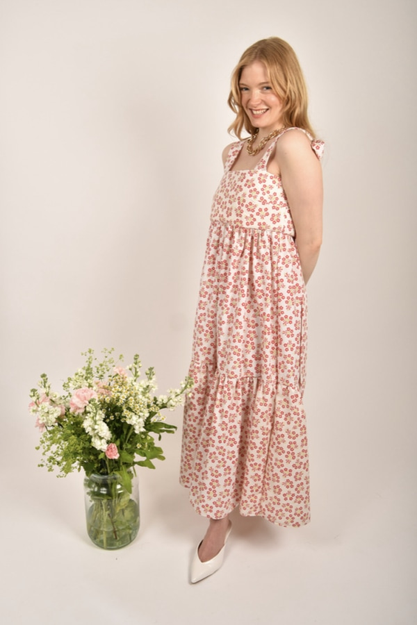 Saluto London The Sybil Dress 2 Preview Images