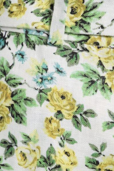 Zimmermann Floral Kick Flare Trouser 4