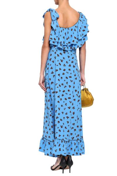 Ganni  Roseburg Dress 2