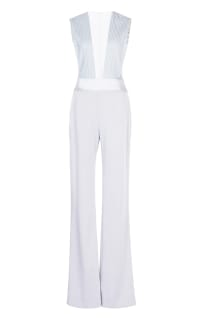 Galvan Tulle Jumpsuit Preview Images