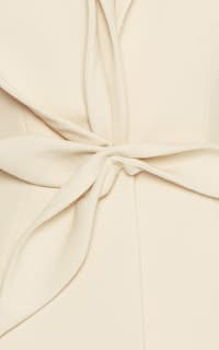Delpozo Cream blazer 4 Preview Images