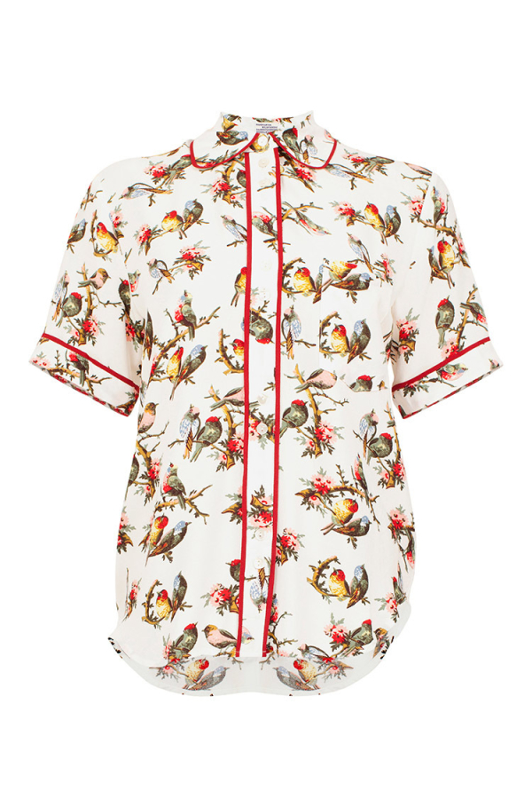 Baum und Pferdgarten Mattea Dandy Bird Shirt