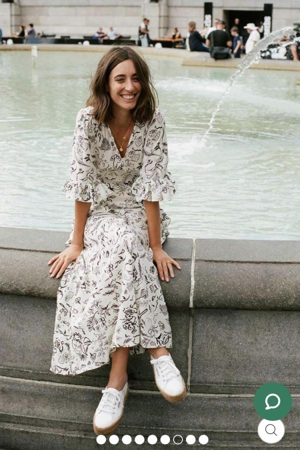 RIXO Rixo x Laura Jackson Dress  6 Preview Images