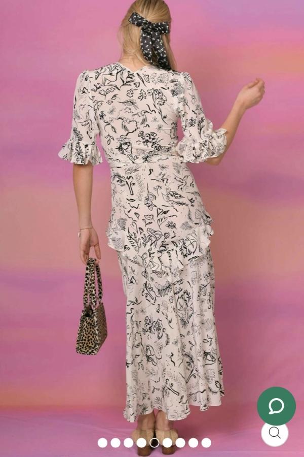RIXO Rixo x Laura Jackson Dress  2 Preview Images