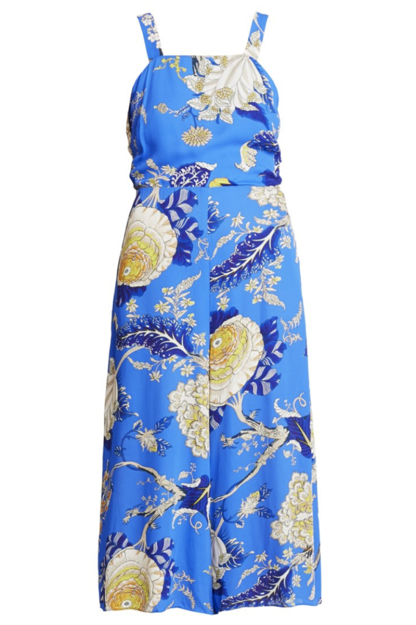 Whistles Exotic Floral Jumpsuit 3