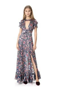 For Love and Lemons Flora Maxi Dress Preview Images
