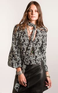 RIXO London Moss Blouse 3 Preview Images