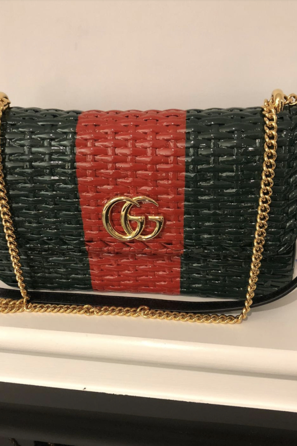 Gucci Wicker Bag 2 Preview Images
