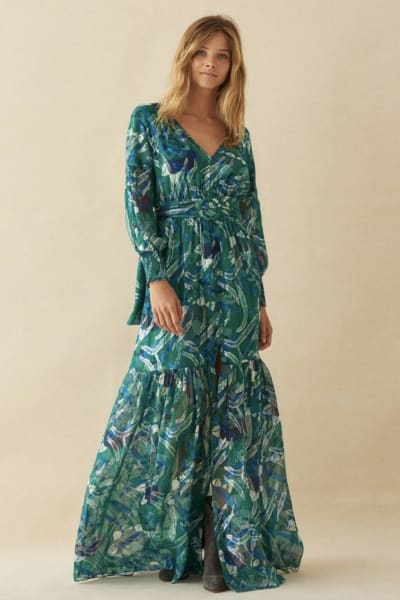 BA&SH Jasper Dress 2