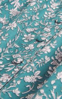Pink City Prints Mint Roshana Dress 4 Preview Images