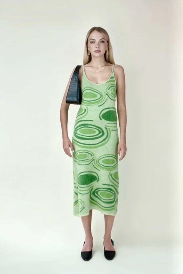 House of Sunny The Hockney Dress 3