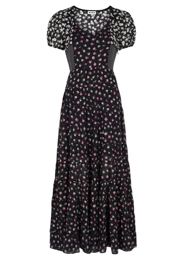 Image 1 of Rixo tamara dress