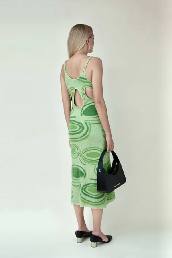 House of Sunny The Hockney Dress 4