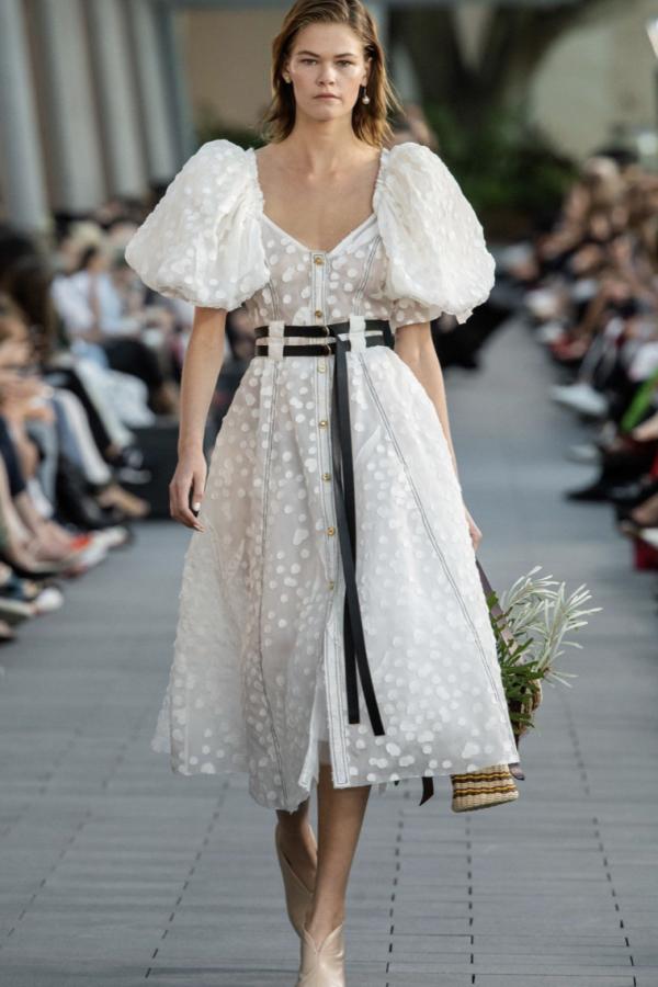 Aje Salt Lake Dress 3