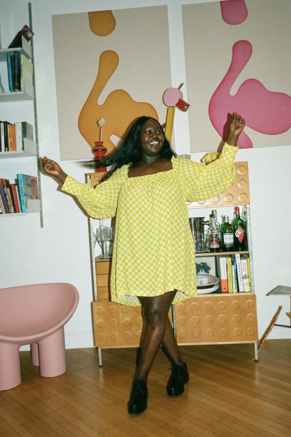 WRAY Birdie dress 4