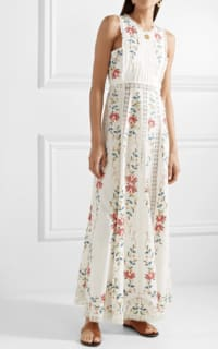 Zimmermann Laelia Cross Stitch Dress 4 Preview Images