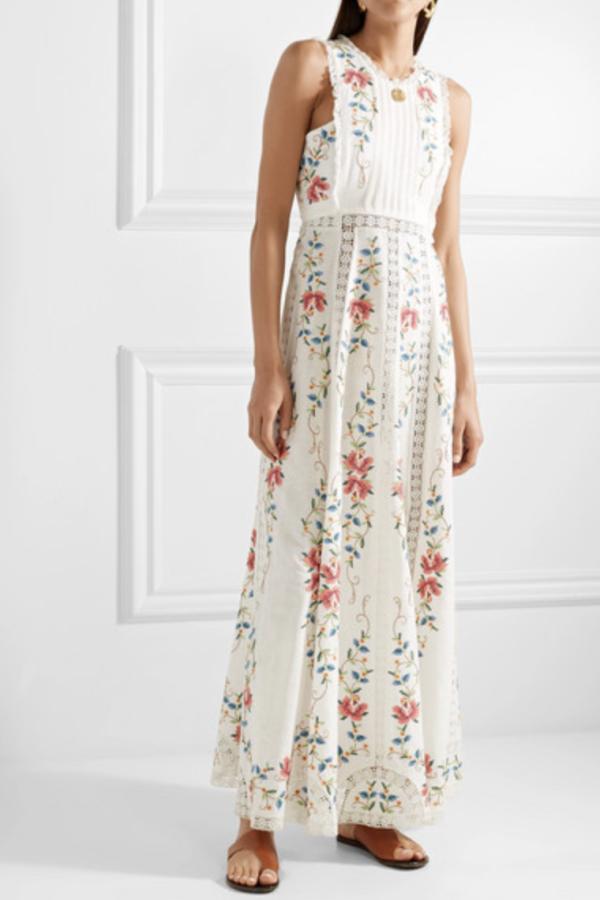 Zimmermann Laelia Cross Stitch Dress 4